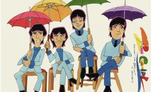 Oasis Digital Studios Brings Celebrated Beatles Cartoon Animator and Director Ron Campbell to Digital Collectors