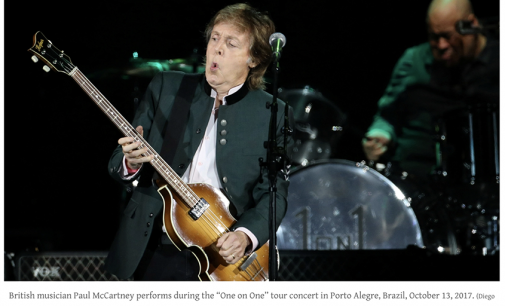 Paul McCartney Still Going Strong | National Review
