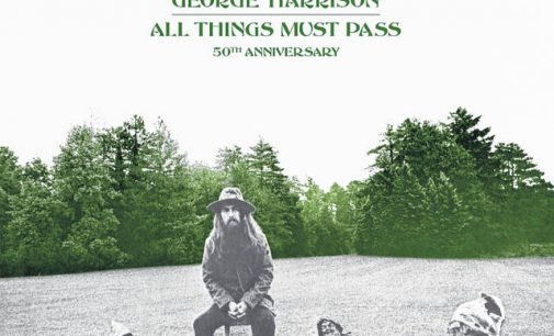 """George Harrison's """"All Things Must Pass"""" hits a milestone – Ohio News Time"""