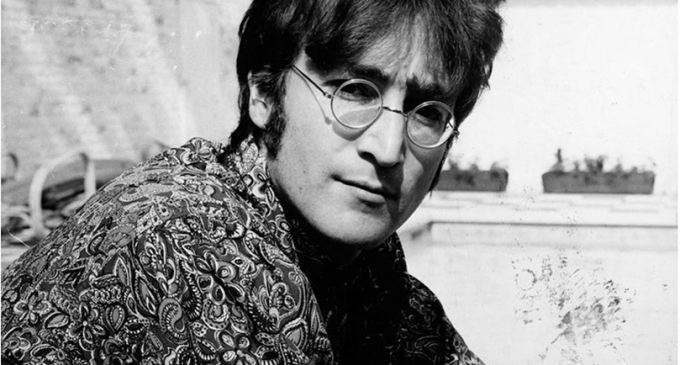 John Lennon paid another artist royalties on favourite song