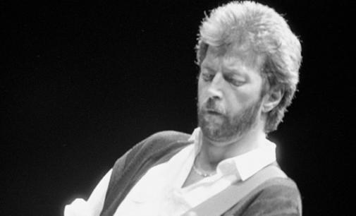 Eric Clapton Announces New Live Album